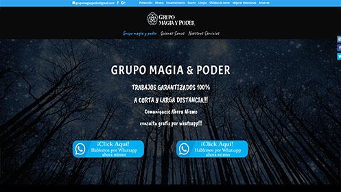 GRUPO MAGIA Y PODER