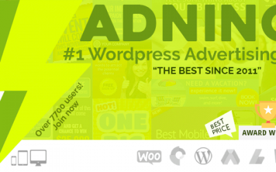 Download Adning Advertising v1.4.5 – All In One Ad Manager nulled