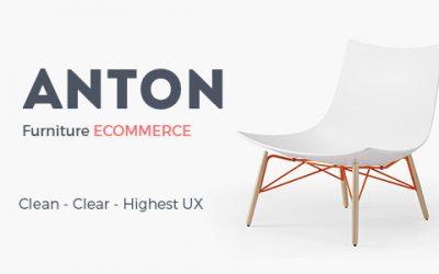 Download SNS Anton v2.8 – Furniture WooCommerce WordPress Theme