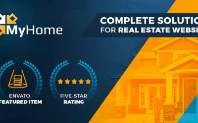 Download MyHome v3.1.35 – Real Estate WordPress Theme
