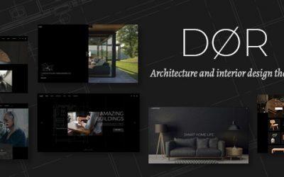 Download Dor v1.3 – Modern Architecture and Interior Design Theme