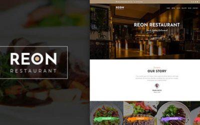 Download Reon v1.1.0 – Restaurant WordPress Theme